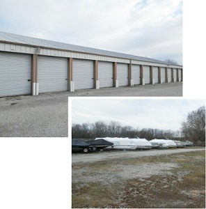 Storage facilities Smithville Marine
