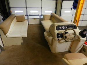 new boat upholstery