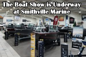 Smithville Marine Boat Show